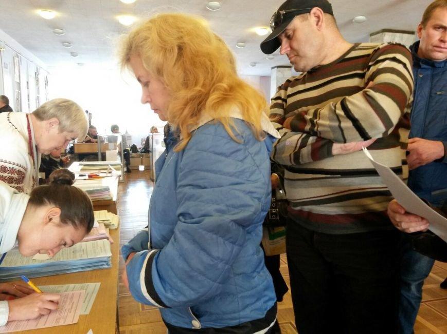 У Франківську триває процес голосування (ФОТО), фото-5