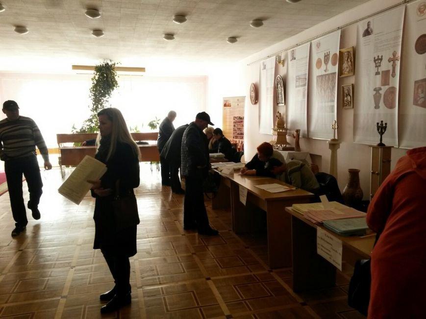 У Франківську триває процес голосування (ФОТО), фото-8