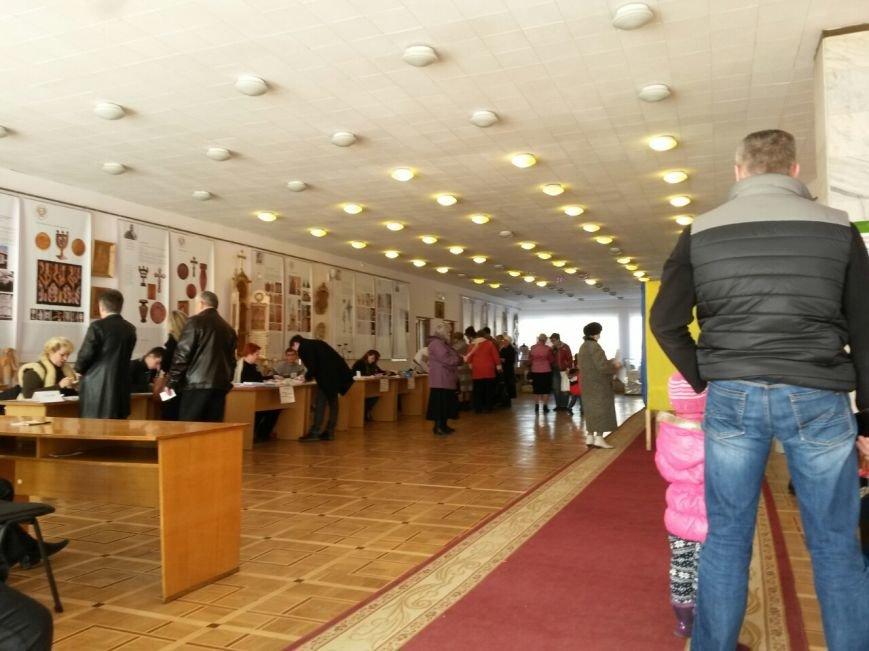 У Франківську триває процес голосування (ФОТО), фото-6
