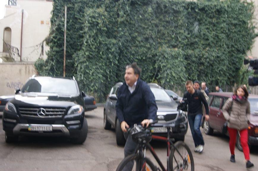 Саакашвили: Не оставайтесь равнодушными! (ФОТО, ВИДЕО) (фото) - фото 1