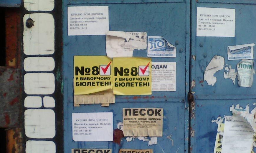 Как проходят выборы в Днепродзержинске: запрещенная агитация и подкуп (Обновляется), фото-7