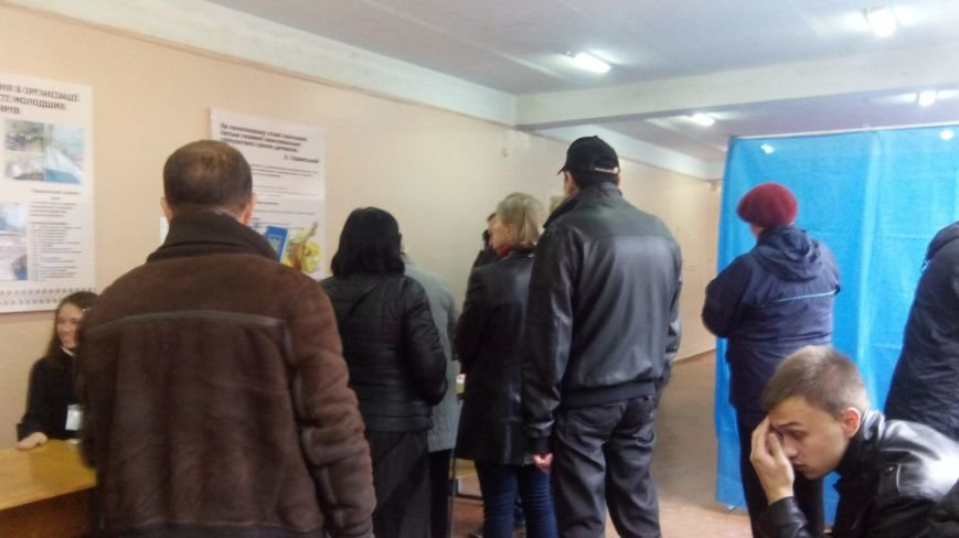 Почему днепропетровцы пришли проголосовать? (ФОТО), фото-2