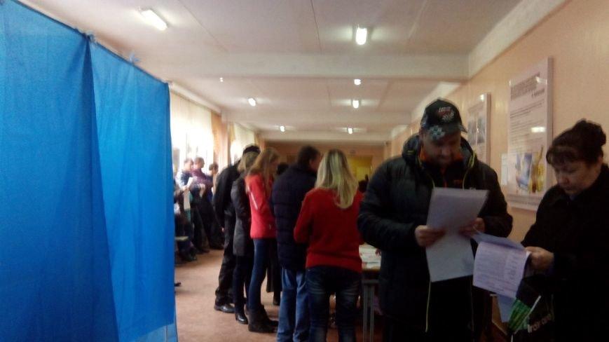 Почему днепропетровцы пришли проголосовать? (ФОТО) (фото) - фото 1