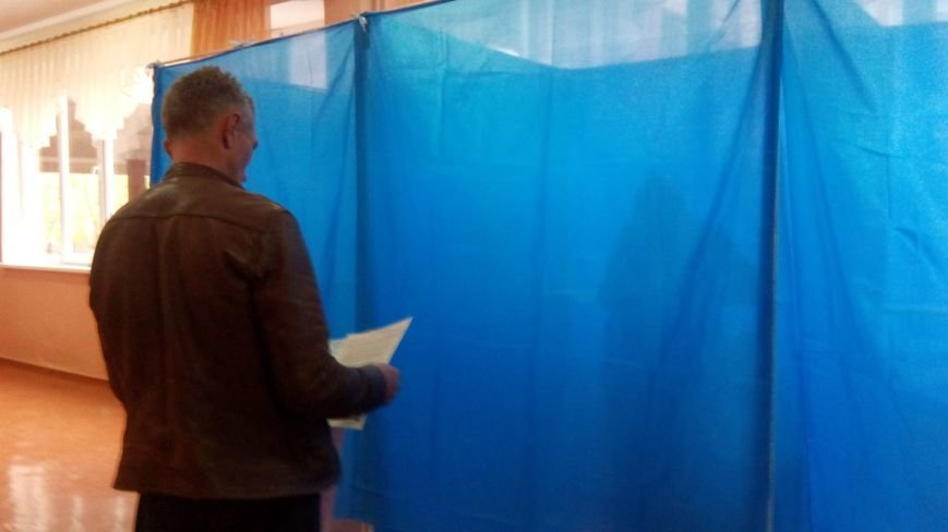 Почему днепропетровцы пришли проголосовать? (ФОТО), фото-5