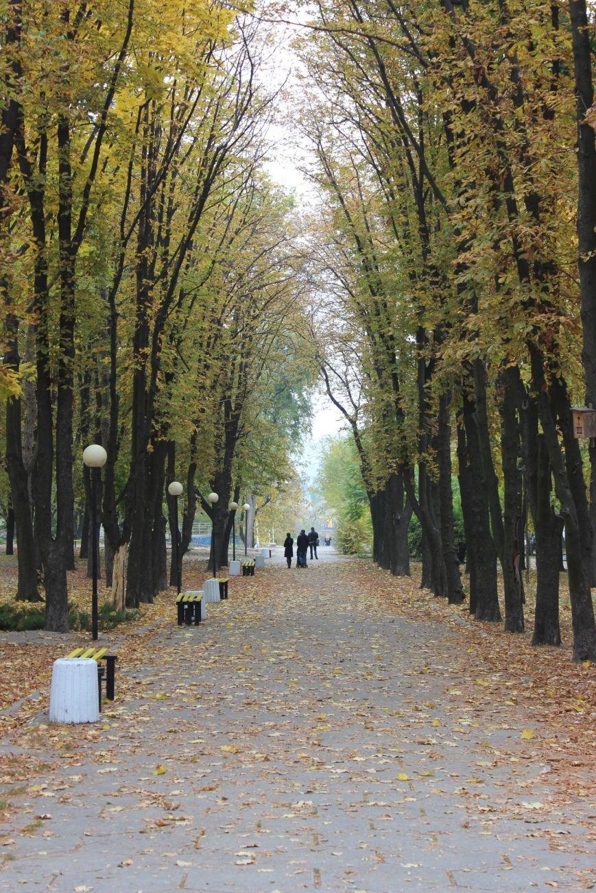 Осень в Днепропетровске: самые красивые парки и скверы (ФОТО), фото-1