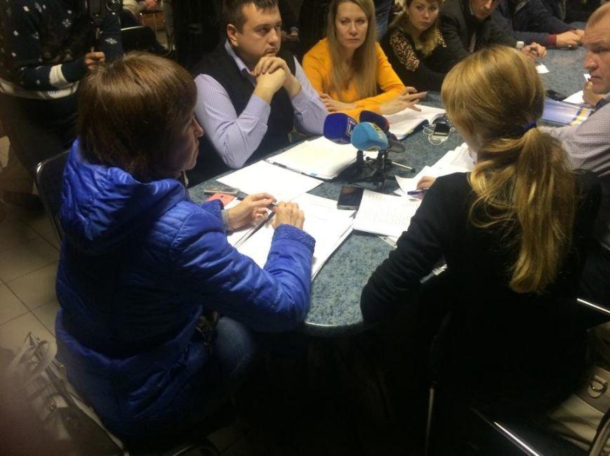 Участки закрылись.В Мариуполе началось заседание избирательной комиссии, фото-3