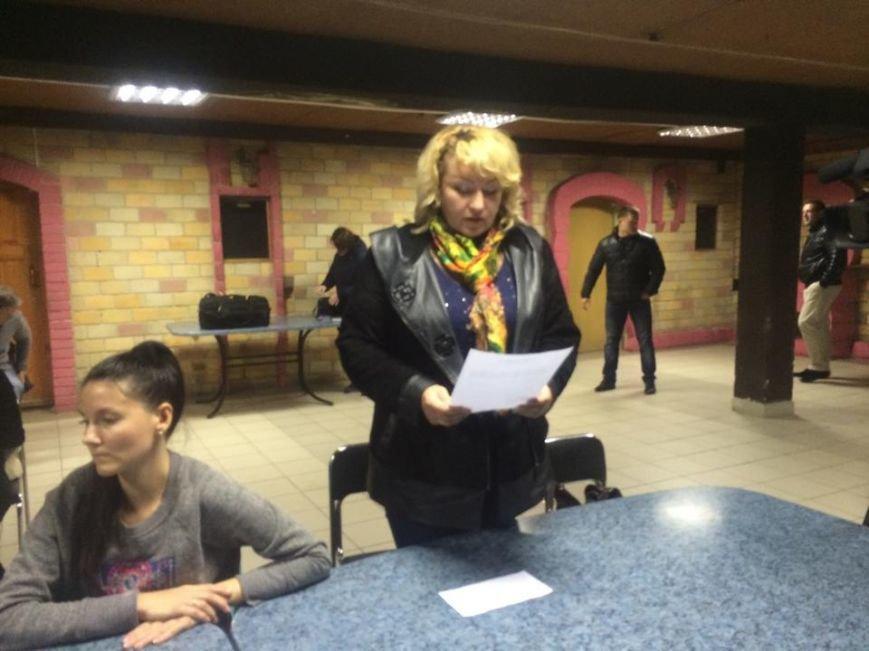 Участки закрылись.В Мариуполе началось заседание избирательной комиссии, фото-1
