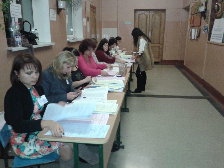 На Прикарпатті виборчі дільниці закрилися. Триває підрахунок голосів (ФОТО), фото-1