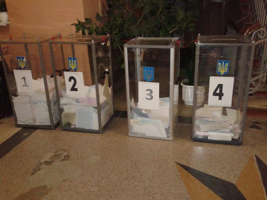 На Прикарпатті виборчі дільниці закрилися. Триває підрахунок голосів (ФОТО), фото-2