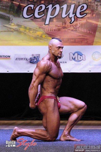 Бодибилдер с Николаева стал чемпионом Украины (ФОТО) (фото) - фото 1