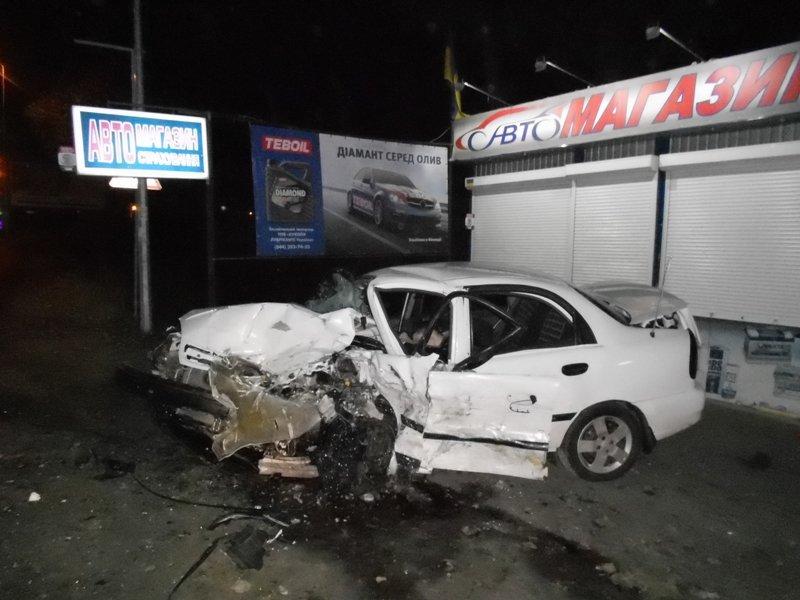 В Киевской области в лобовом столкновении двух авто погиб мужчина (ФОТО) (фото) - фото 2