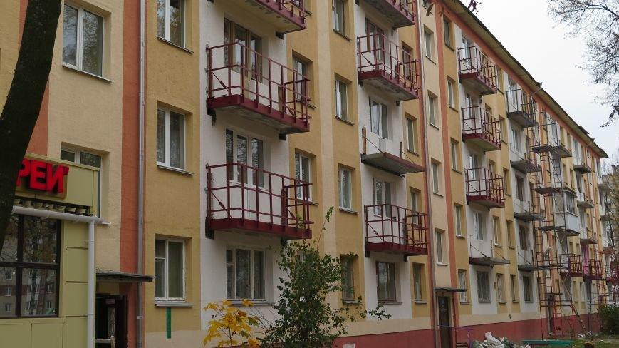 Фотофакт: сроки на реставрацию балконов в Новополоцке вышли, а работа в самом разгаре, фото-3