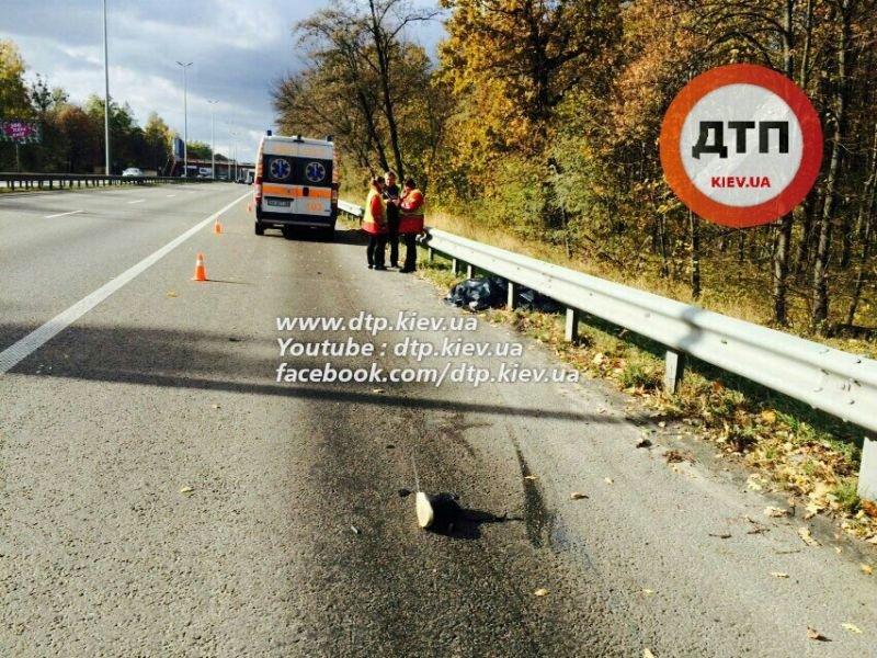 Под Киевом водитель микроавтобуса насмерть сбил пешехода (ФОТО), фото-5