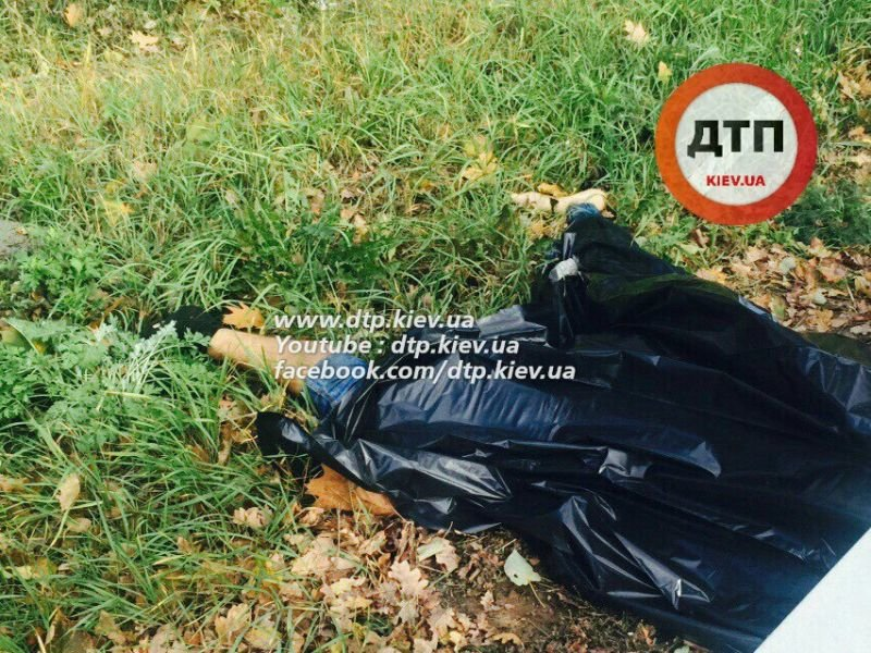 Под Киевом водитель микроавтобуса насмерть сбил пешехода (ФОТО), фото-2