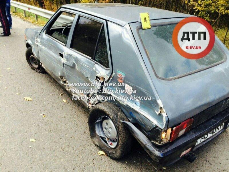Под Киевом водитель микроавтобуса насмерть сбил пешехода (ФОТО), фото-1