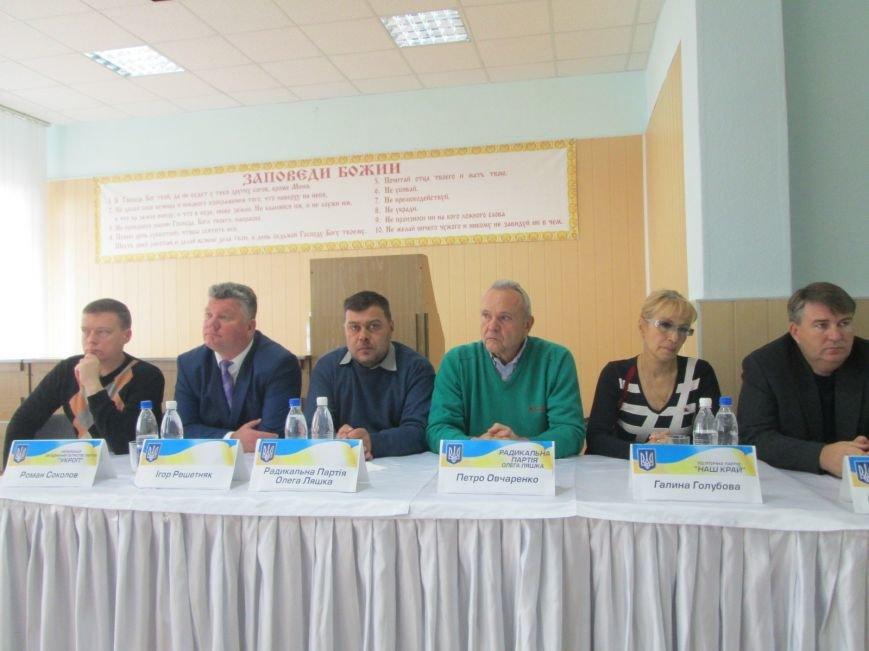В Мариуполе демократические силы подписали меморандум с требованием cнять главу ЦИК (ВИДЕО+ФОТО), фото-2
