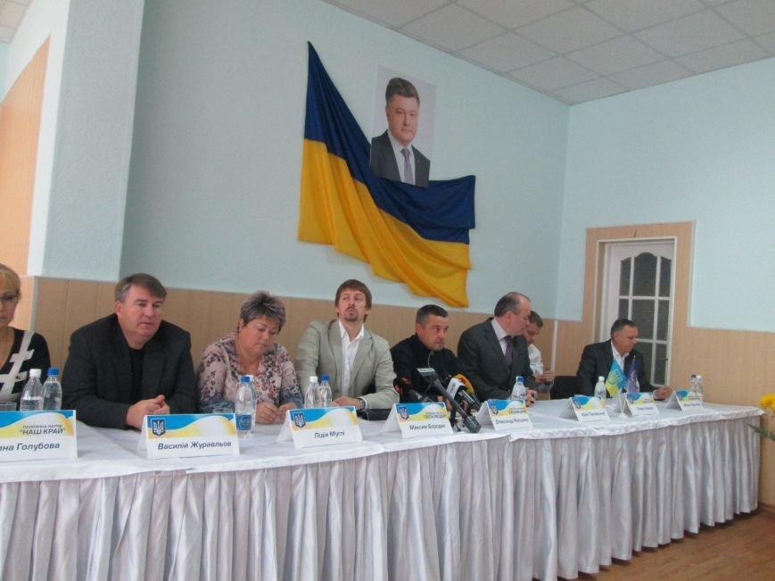 В Мариуполе демократические силы подписали меморандум с требованием cнять главу ЦИК (ВИДЕО+ФОТО), фото-1