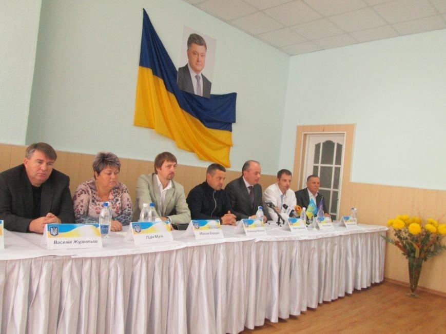 В Мариуполе демократические силы подписали меморандум с требованием cнять главу ЦИК (ВИДЕО+ФОТО), фото-4