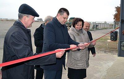 У Сумах відкрили новий вантажний термінал КП «Аеропорт «Суми» (фото) - фото 1