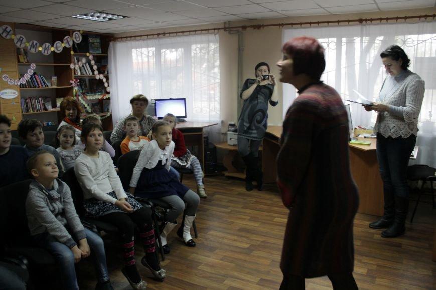 В добропольской детской библиотеке школьники узнали о «Тайне Чипполино» (ФОТО), фото-3