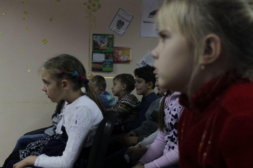 В добропольской детской библиотеке школьники узнали о «Тайне Чипполино» (ФОТО), фото-6
