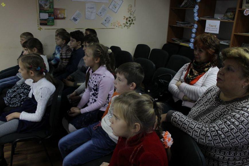 В добропольской детской библиотеке школьники узнали о «Тайне Чипполино» (ФОТО), фото-5