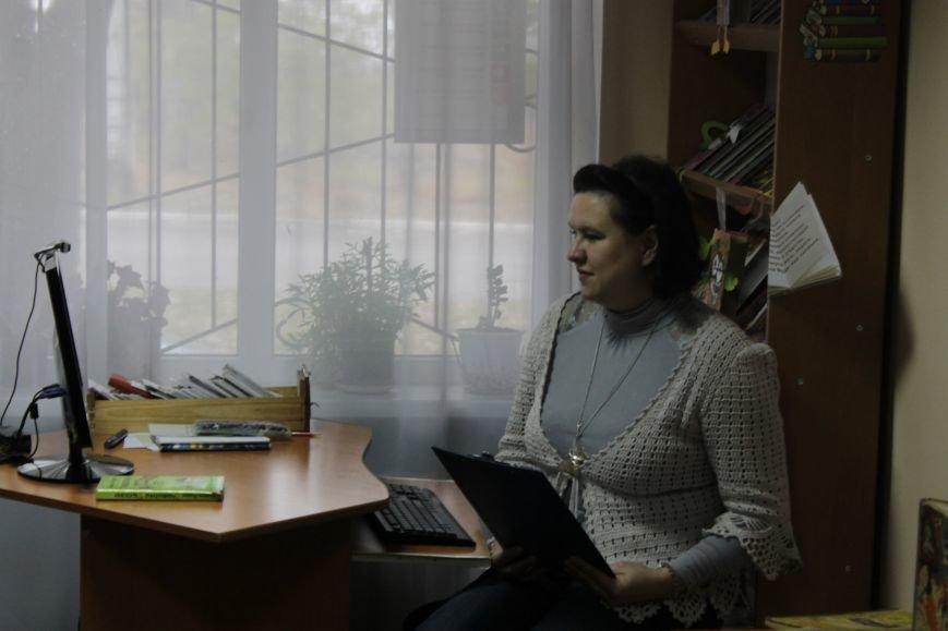 В добропольской детской библиотеке школьники узнали о «Тайне Чипполино» (ФОТО), фото-2