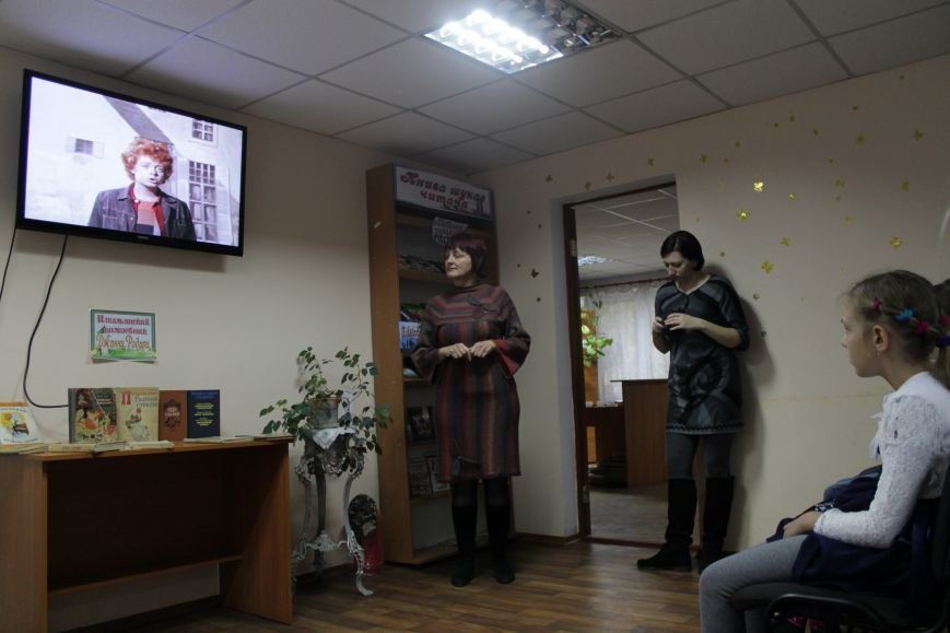 В добропольской детской библиотеке школьники узнали о «Тайне Чипполино» (ФОТО), фото-7