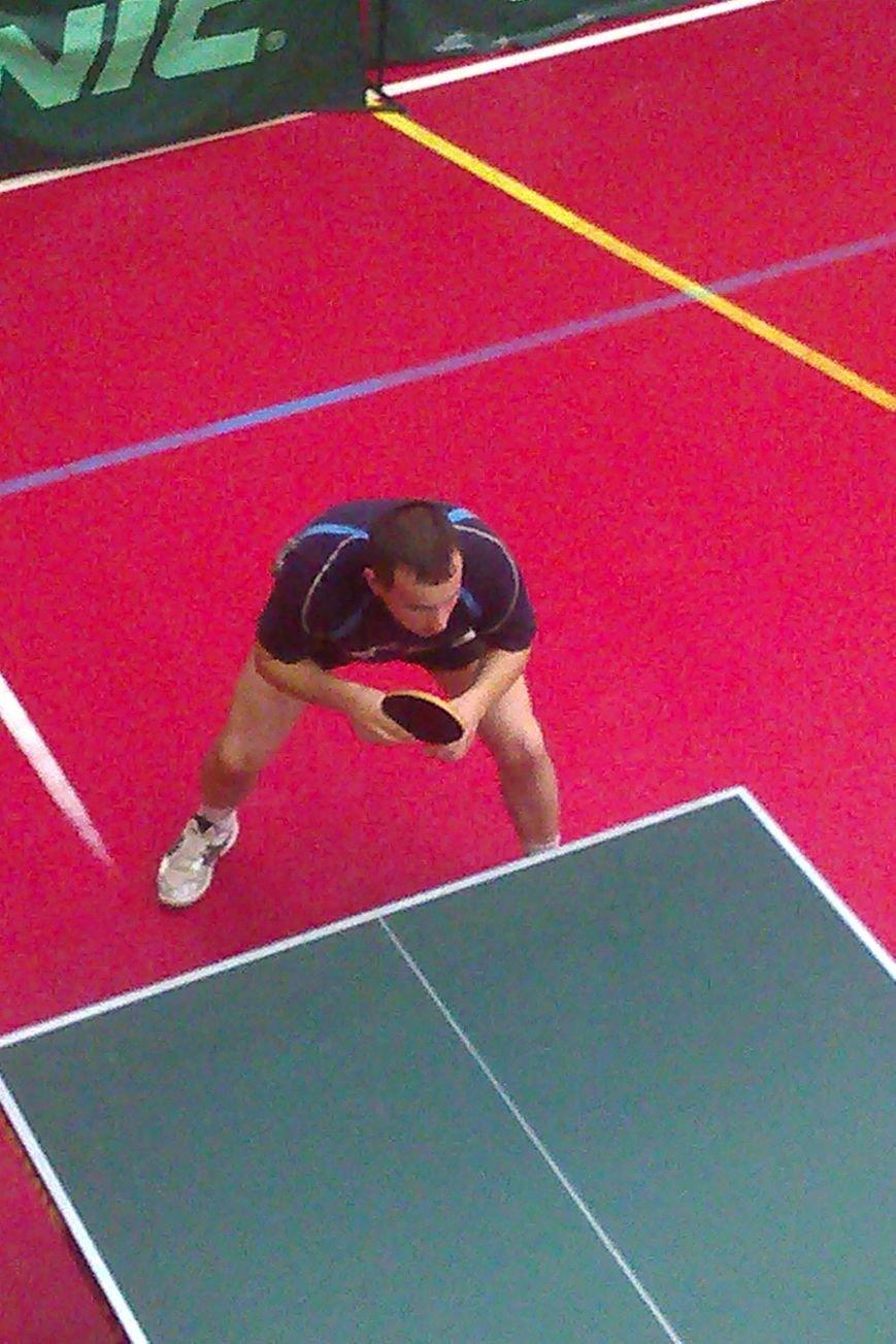 Красноармейские спортсмены успешно показали себя в престижном турнире по настольному теннису в Днепропетровске (фото) - фото 1