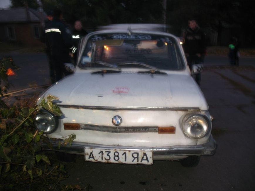 В Днепропетровске в ДТП пострадали сразу три человека (ФОТО), фото-1
