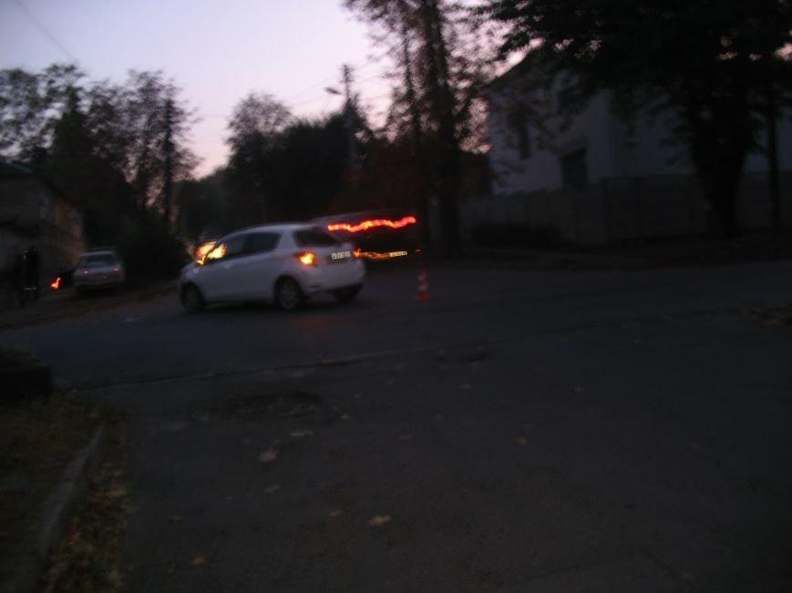 В Днепропетровске в ДТП пострадали сразу три человека (ФОТО), фото-3