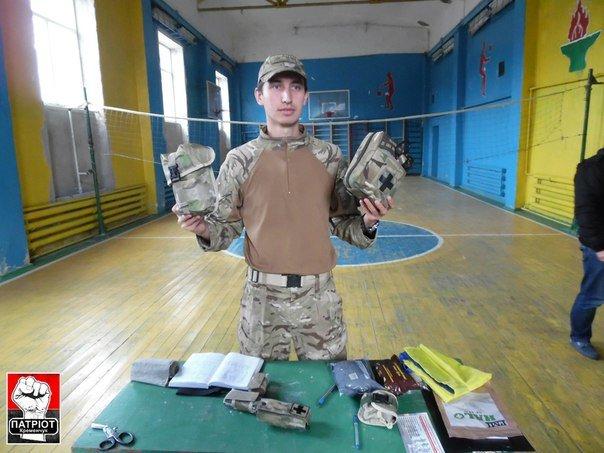 Даже в день выборов нельзя забывать о военной подготовке и тактической медицине (ФОТО) (фото) - фото 1