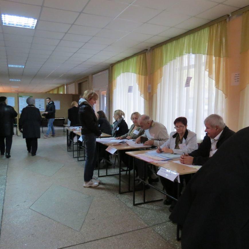 Самые яркие моменты днепропетровских выборов (ФОТО) (фото) - фото 1