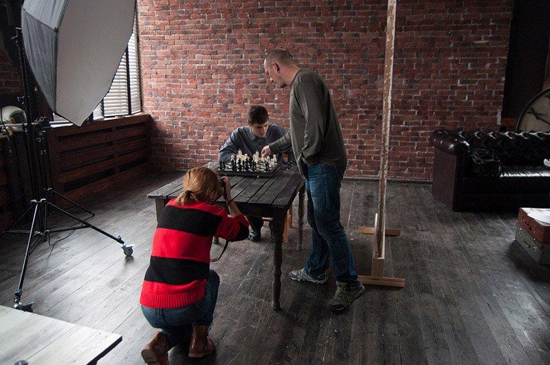 В Белгороде начался просветительский фотопроект в поддержку детей с аутизмом «Иллюминатор», фото-2