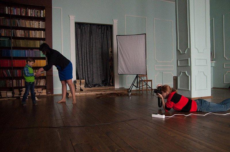 В Белгороде начался просветительский фотопроект в поддержку детей с аутизмом «Иллюминатор», фото-1