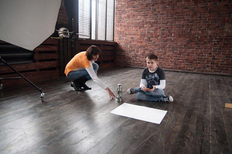 В Белгороде начался просветительский фотопроект в поддержку детей с аутизмом «Иллюминатор», фото-4