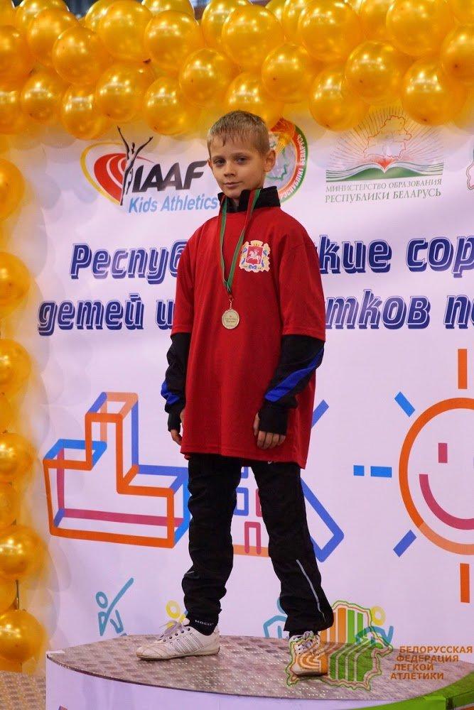 Юные спортсмены из Новополоцка приняли участие в «Школиаде-2015» (фото) - фото 3