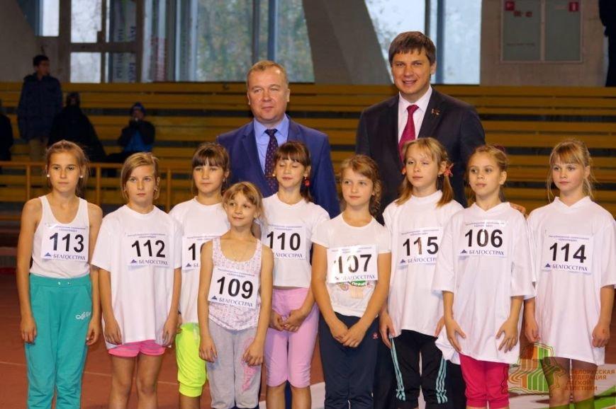 Юные спортсмены из Новополоцка приняли участие в «Школиаде-2015» (фото) - фото 1