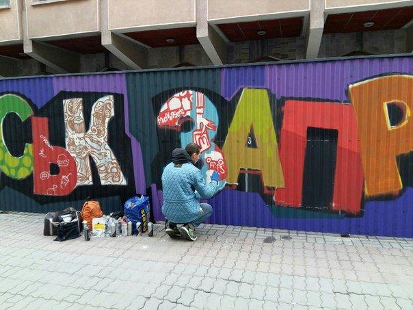"""У Франківську на місці """"Молочного кафе"""" будують центр сучасного мистецтва (ФОТО) (фото) - фото 1"""