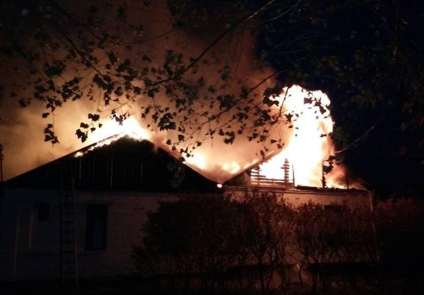 Под Киевом сгорела амбулатория (ФОТО) (фото) - фото 4