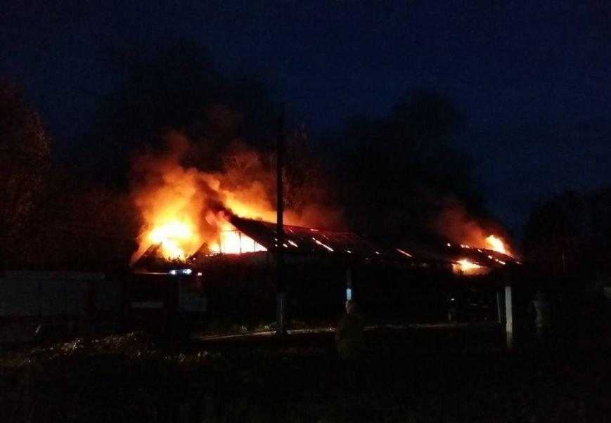 Под Киевом сгорела амбулатория (ФОТО) (фото) - фото 3