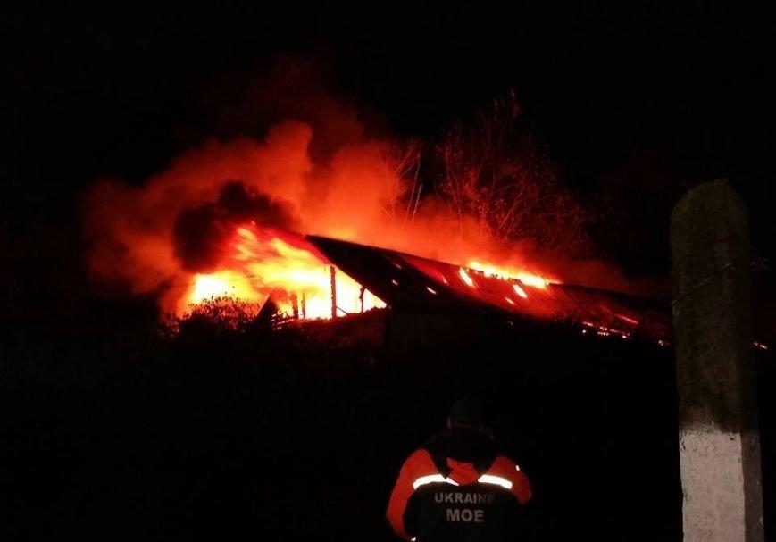 Под Киевом сгорела амбулатория (ФОТО) (фото) - фото 2
