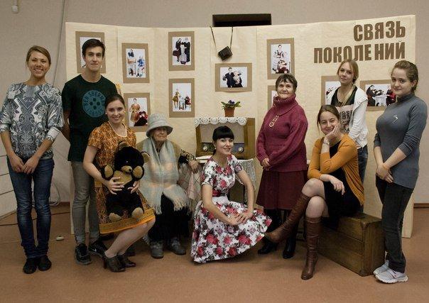 Город Пушкин стал местом связи поколений пожилых и молодых людей, фото-2