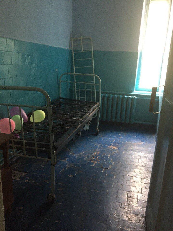 Николаевские пациенты пожаловались на ужасающие условия в больнице (ФОТО) (фото) - фото 2