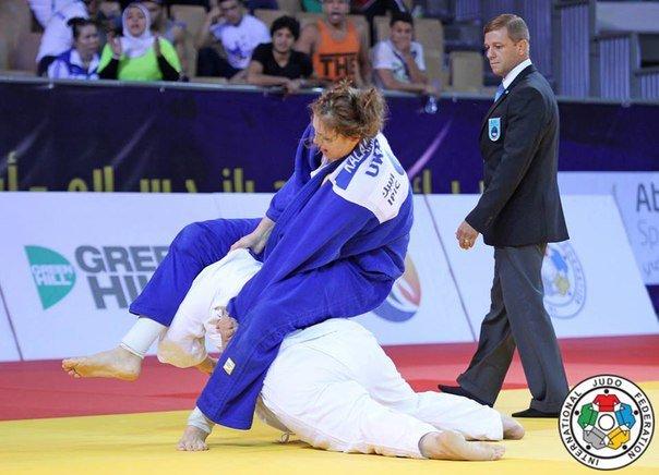 Кременчужанка завоювала бронзу на юніорському чемпіонаті світу з дзюдо (ФОТО) (фото) - фото 2