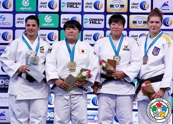 Кременчужанка завоювала бронзу на юніорському чемпіонаті світу з дзюдо (ФОТО) (фото) - фото 3