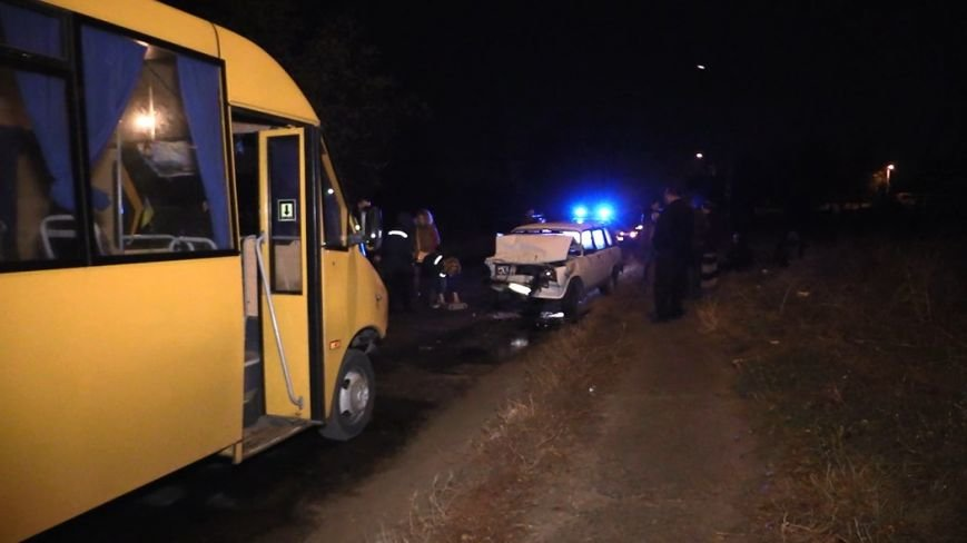 ДТП в Днепропетровске: смертельное столкновение ВАЗа и автобуса (ФОТО) (фото) - фото 3