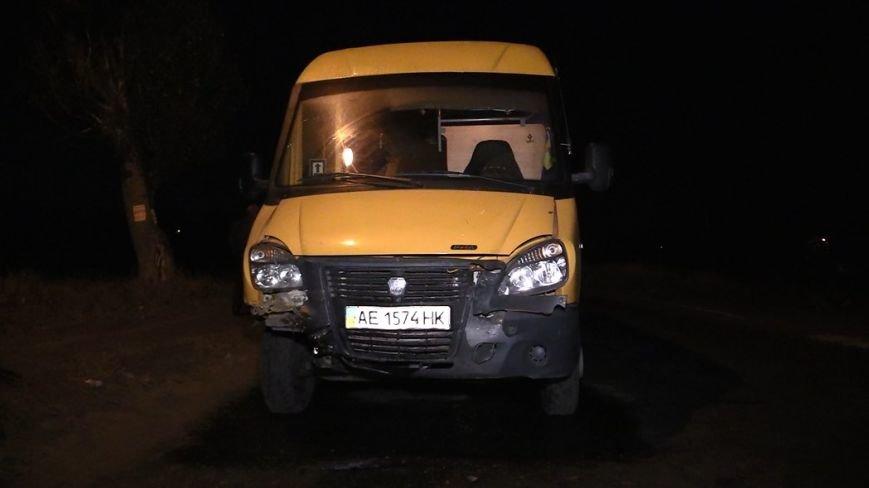ДТП в Днепропетровске: смертельное столкновение ВАЗа и автобуса (ФОТО) (фото) - фото 2
