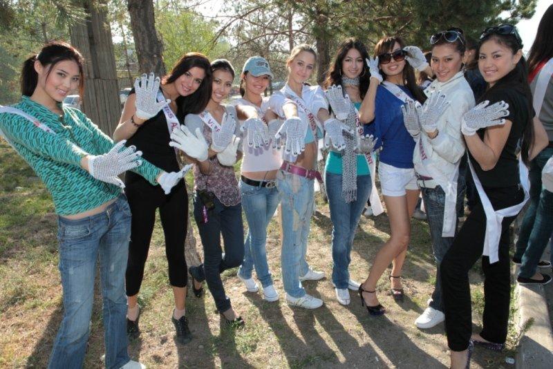 Около 1400 красавиц претендуют на победу в конкурсе «Мисс Казахстан» (фото) (фото) - фото 2