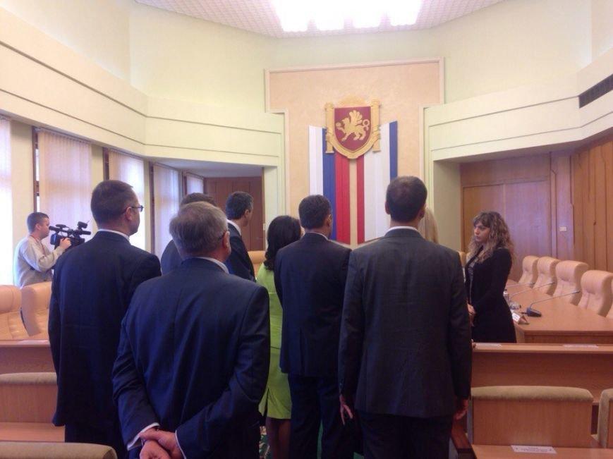 Делегация из Сербии приехала в Крым в поисках поддержки в проведении референдума (ФОТО) (фото) - фото 3